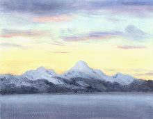 Kachemak Bay Sunset 1