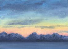 Kachemak Bay Sunset 2