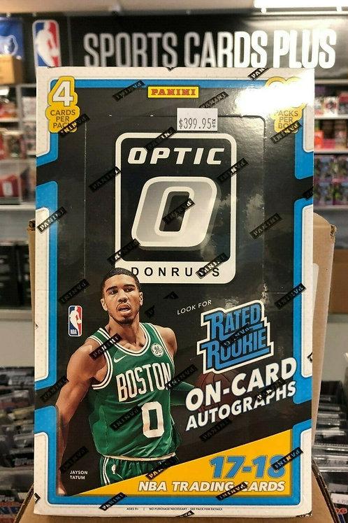 2017-18 DONRUSS OPTIC NBA Hobby Box