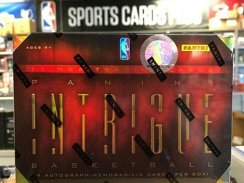 2012-13 INTRIGUE NBA Hobby Box