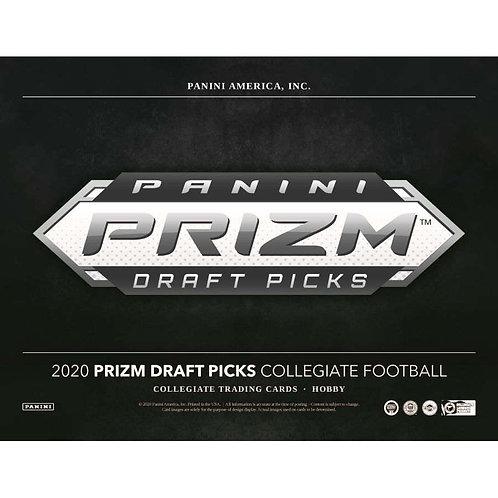 2020 Prizm Draft Picks Football