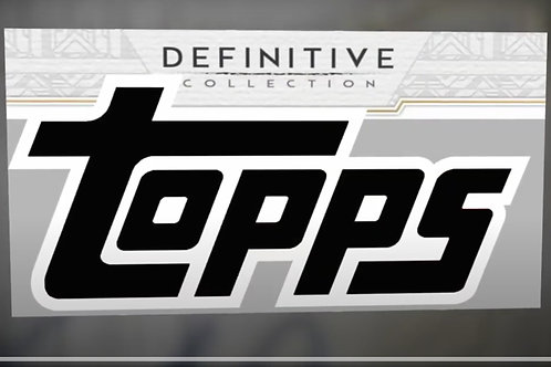 2020 Topps Definitive Collection MLB