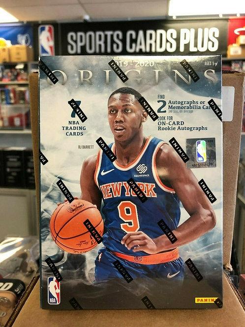 2019-20 ORIGINS NBA Box