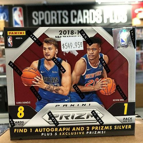 2018-19 PRIZM CHOICE NBA Hobby Box