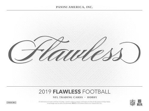 2019 FLAWLESS NFL FOOTBALL Box
