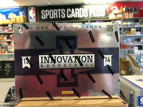 2013-14 Innovation NBA Hobby Box