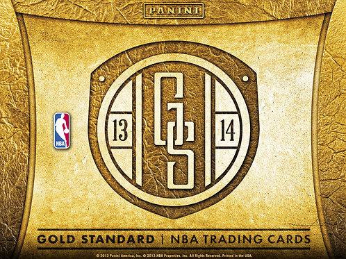 2013-14 Panini Gold Standard NBA 10 Box Case