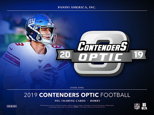 2019 Contenders Optic NFL Hobby Box