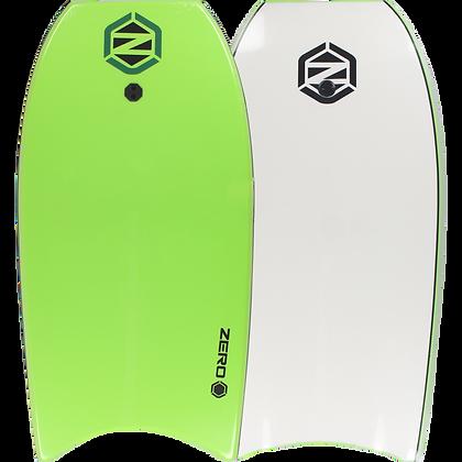 O & E Zero Body Board Green