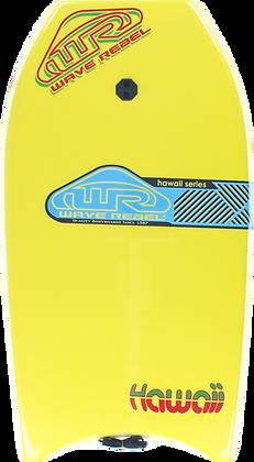 "Wave Rebel Hawaii 39"" Yellow"