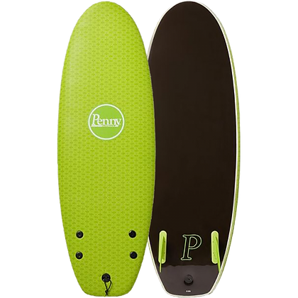 "Penny Softboard 4'10"" Green"