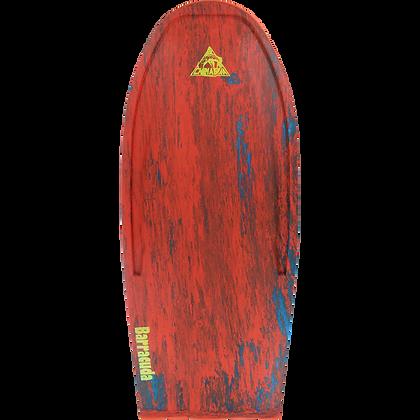 """Wave Skater 54"""" Red"""