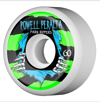 W - Powell Park Rippers 60mm