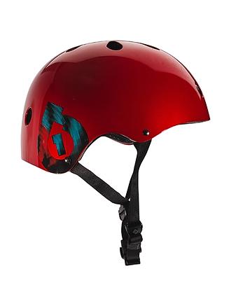 661 Dirt Lid Helmet Red