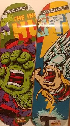 Santa Cruz Marvel Screaming Hand Set