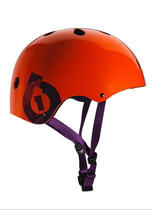 661 Dirt Lid Helmet Orange