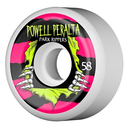 W - Powell Park Rippers 58mm