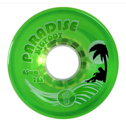W - Bigfoot Paradise Wheels Set