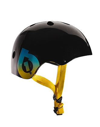 661 H - Dirt Lid Helmet Black