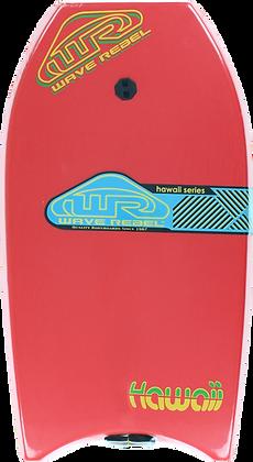 "Wave Rebel Hawaii 39"" Red"