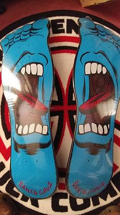 Santa Cruz Screaming Feet Complete Set