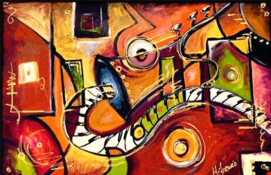 Picasso Jazz Trumpet