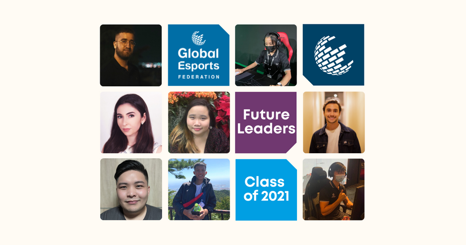 First class of Future Leaders inducted to the Global Esports Federation