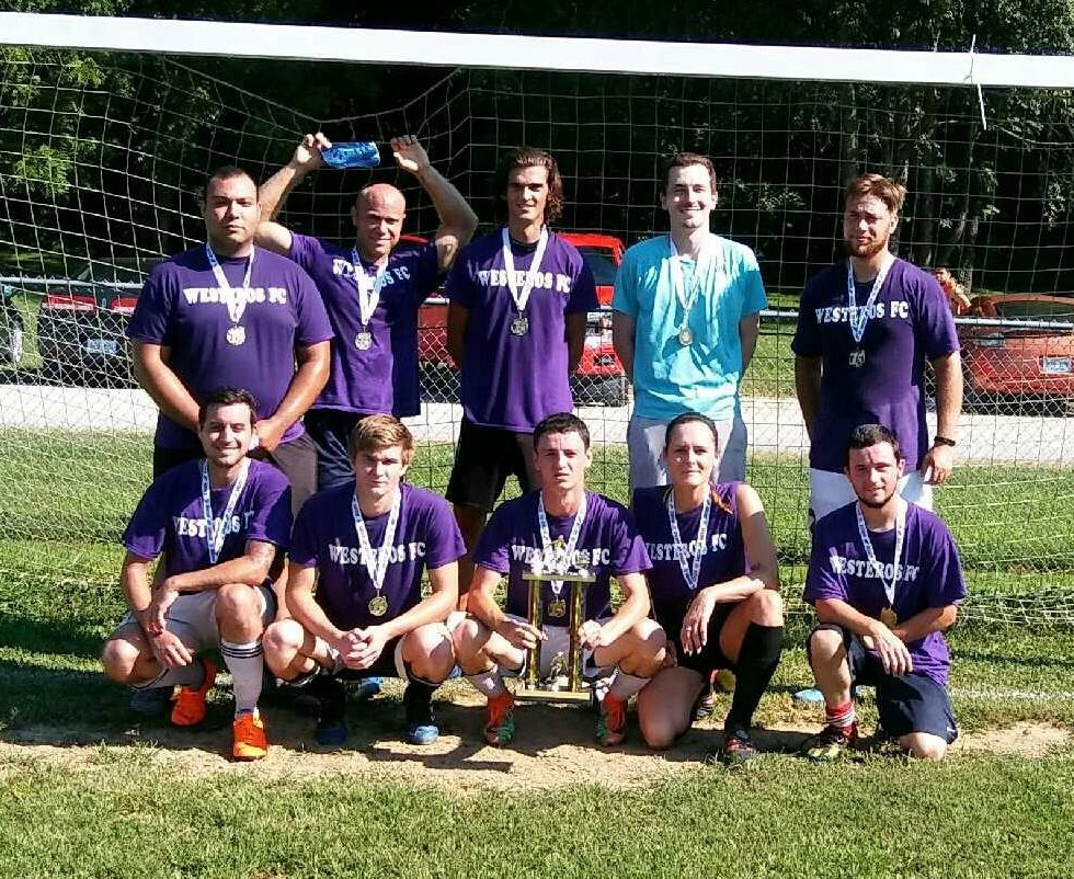 Racliff Adult 2018 Champs