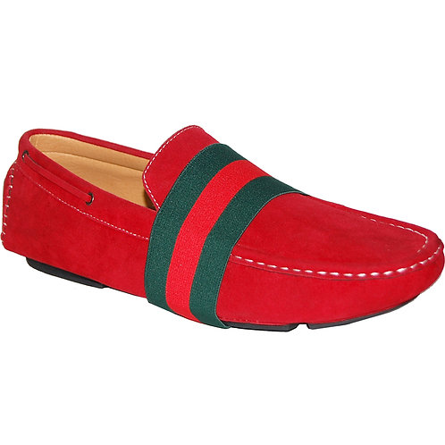 Red Hot Chilli Pepper Men's Slip-On
