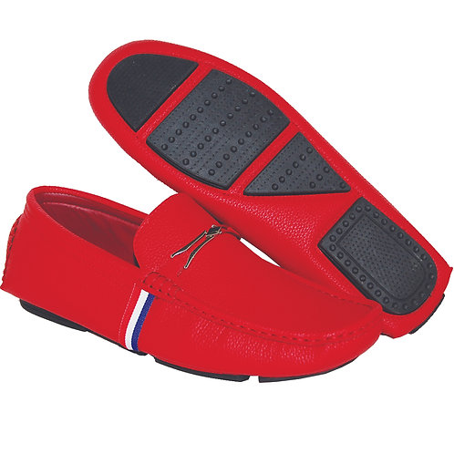 Red Hot Sexy Men's Slip-On Casual Shoe