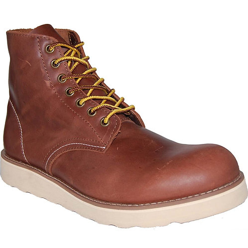 Roger Men's Genuine Leather Boots