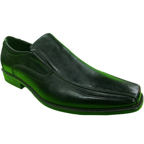 Shoe Artists Man Of The Hour Republic Collection Men's Footwear In Black