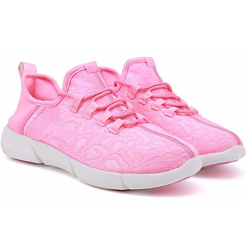 Women Lightweight Fashion Sneakers Breathable Athletic Sports