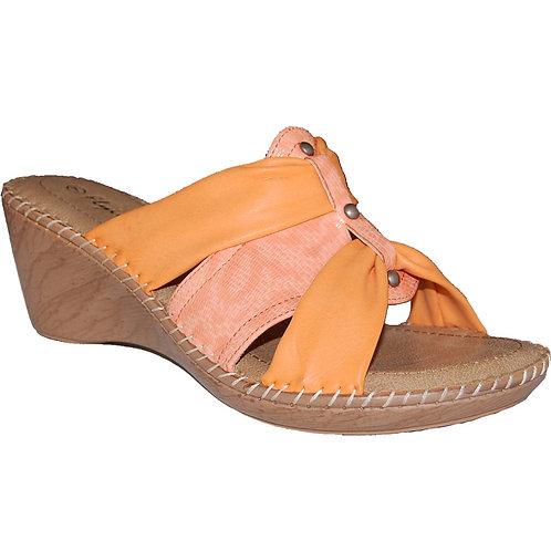 Sorbet Orange Women Sandals
