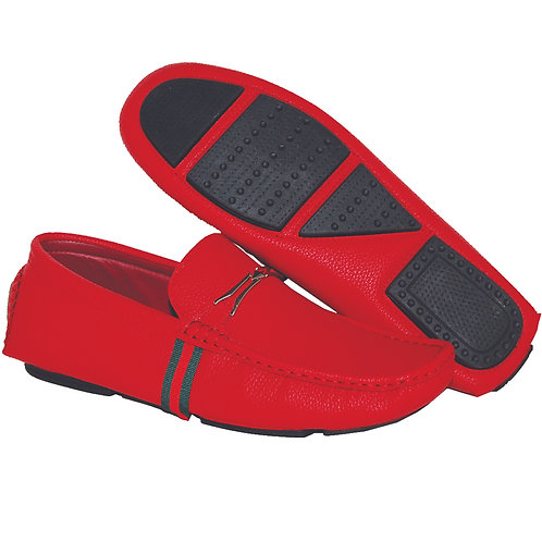 Red Hot Pepper Casual Men's Slip-On