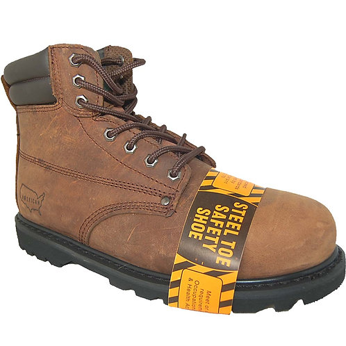 Pete Steel Toe Men's Boot