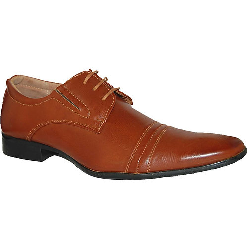 Climex Brown Men's Dress Shoe