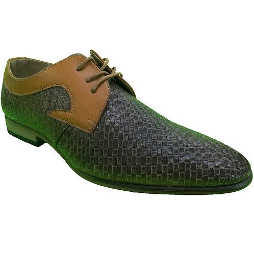 Shoe Artists Coffee Tan Republic Collection Men's Footwear