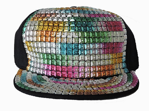 Rainbow Snap Back