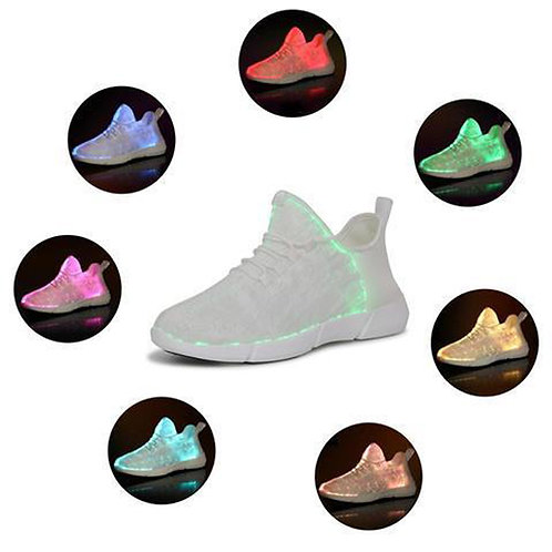 Unisex Lightweight Fashion Sneakers Breathable Athletic Sports