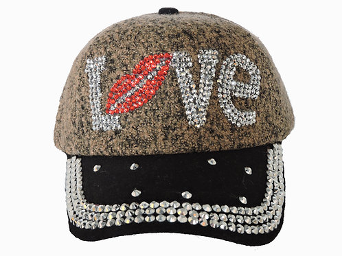 Love Kiss Snap Back