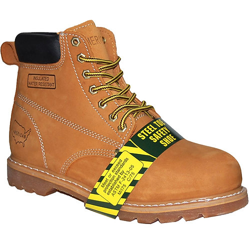 Reign Men's Steel Toe Work Boot