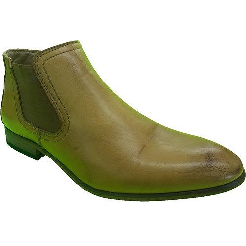 Shoe Artists Tan Republic Collection Men's Footwear