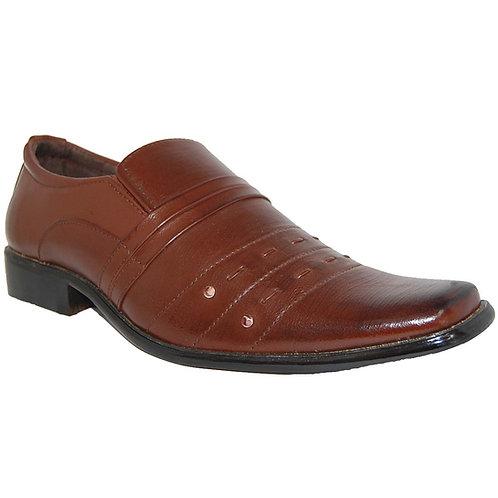 Crox Coffee Men's Dress Shoe