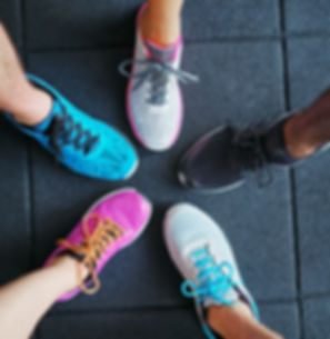 closeup-of-feet-in-running-shoes-standin