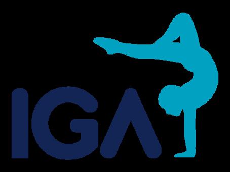 Independent Gymnastics - Branding