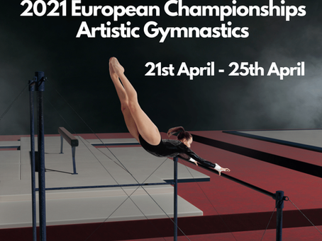 European Gymnastics Championships - 21st - 25th April