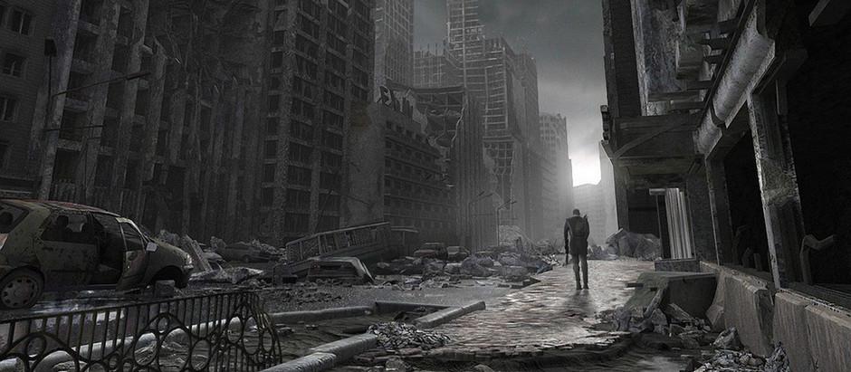 Un monde de Zombies, par Olivier Bernarbé