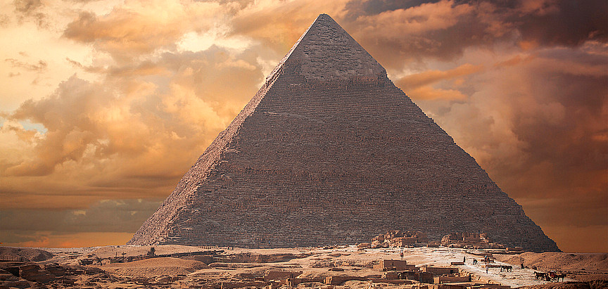 GCDO#03 - Charly Samson - Chéops, les secrets de la pyramide