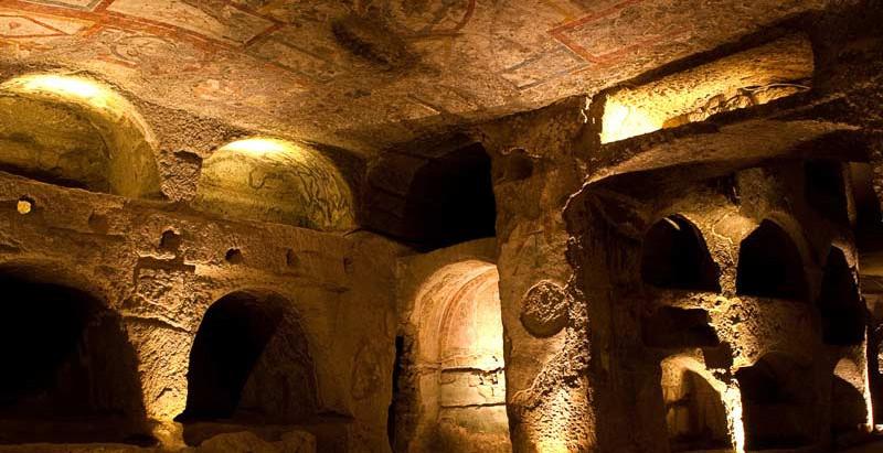 GCDO#02 - Magali Cazottes - Le bouleversant message des catacombes romaines